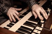 Playing Keys — Stock Photo