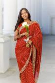 Traditional Indian Wardrobe — Stock Photo