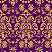 Luxury seamless pattern — Stock Vector