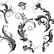 Floral patterns -  