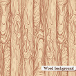Stock Vector: Wood background