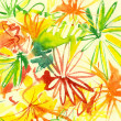 Stock Photo: Aquarelle background