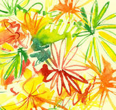 Aquarelle background — Stock Photo