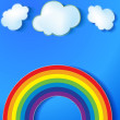 Rainbow — Stock Vector #40544893