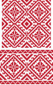 在乌克兰风格的饰品 — 图库矢量图片