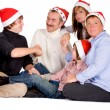 Royalty-Free Stock Photo: We wish you a merry christmas