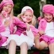 3 playfull sisters — Stock Photo #12590084