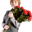 Young valentine boy — Stock Photo #12603719