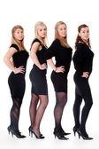 Classy ladies — Fotografia Stock