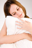 Sweet pillow — Foto Stock