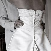 The wedding dance — Stock Photo