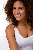 Carina donna africana — Foto Stock