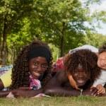 Multi ethnic children — Stock Photo