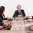 Businesspeople In Meeting — Stock Photo #13241660
