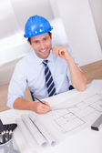 Portrait Of Architect — Stock Photo