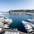 Panoramof Monaco Port — Stock Photo #13657134