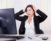 Nothing is going right — Stock Photo