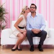 Romantic couple — Stock Photo #17392037