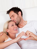 Couple in love — Stock Photo