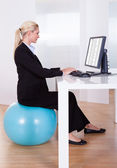 Comfortable working environment — Stock Photo