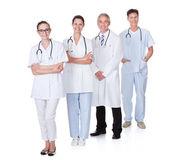 Doctors and nurses — Stock Photo