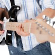 Guitar player — Stock Photo #18926573