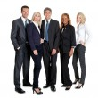 Group of business together — Stock Photo