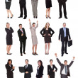 Stock Photo: Business , managers, executives
