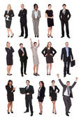 Business, managers, executives — Stockfoto