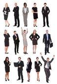 Negócios, gerentes, executivos — Foto Stock