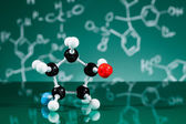 Model of molecular structure — Stock Photo