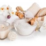 Bath Spa Massage Kit — Stock Photo