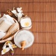 Bathing Spa Kit With Sea Salt — Stock Photo #22740981