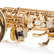 Close-up Of Trumpet - Stock Photo