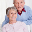 Portrait Of Happy Senior Couple — Stock Photo #23078252
