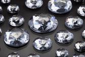 Close-up de diamantes — Foto Stock