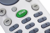 Close-up Of A Remote Control — Stock Photo