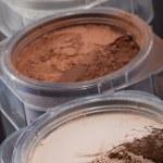 Cosmetic Powder — Stock Photo