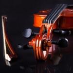 Vintage Violin — Stock Photo