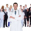 Professional Hospital Staff — Stock Photo #25236719