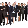 Group of business — Stock Photo #25236807