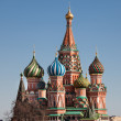 St Basils cathedral — Stock Photo