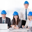 Architect Working On Project — Stock Photo #27055663