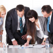 Business Working Together — Stock Photo