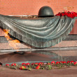 Tomb of the Unknown Soldier In Moscow — Stock Photo