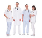 Happy Group Of Doctors — Stock Photo