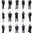 Stock Photo: Business people, managers, executives