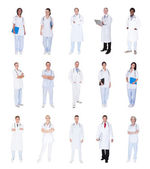 Group Of Medical Doctors — Stock Photo
