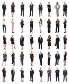 Group Of Multi Ethnic Business People — Foto Stock