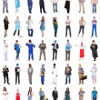Group Of People From Various Professions — Stock Photo #32757677